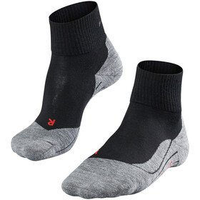 Falke TK5 Short Trekking Socks Men black-mix